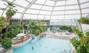Sunparks Oostduinkerke Aquafun FR: Un ticket d'entrée pour le parc aquatique Sunparks Oostduinkerke Aquafun à 9,99 €