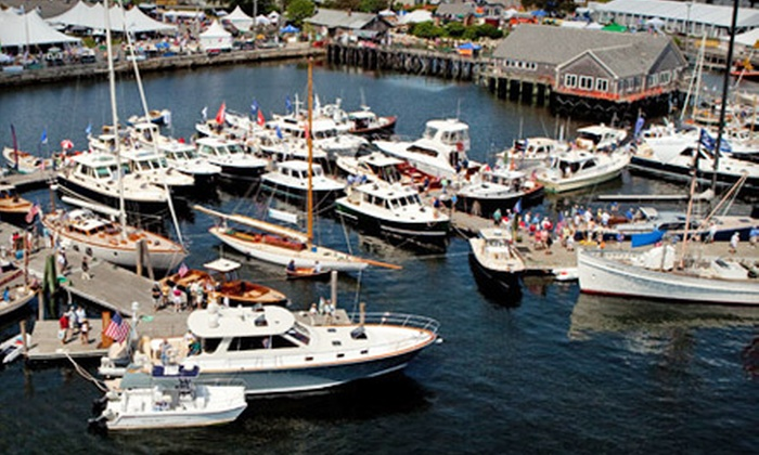 Maine Boats, Homes & Harbors Show - Rockland: Entry for Two with Optional One-Year Magazine Subscription to the Maine Boats, Homes & Harbors Show (Up to 54% Off)