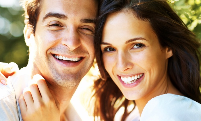 Keller Family Dental - Keller: Dental Package with Optional Teeth Whitening at Keller Family Dental (Up to 92% Off). Four Options Available.