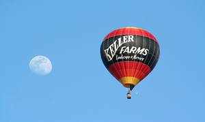 Balloon Masters: $209 for a Hot Air Balloon Ride for One from Balloon Masters ($265 Value)