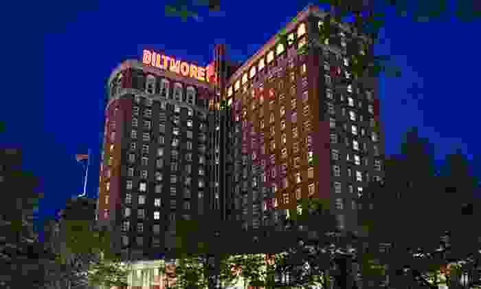 null - Worcester: Stay at The Providence Biltmore in Providence, RI