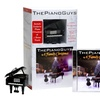 The Piano Guys: A Family Christmas CD with Baby Grand Piano Ornament