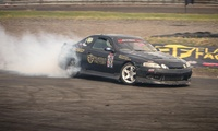 Introduction to Drifting for One or Two at Flatout Factory (Up to 66% Off)