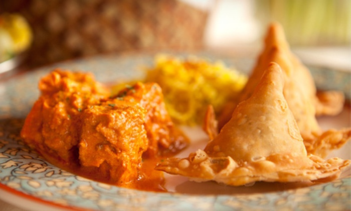 Abhiruchi Indian Cuisine - Alpharetta: Indian Dinner Cuisine at Abhiruchi Indian Cuisine (Up to 55% Off). Two Options Available.