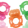 Climax Juicy Ring in Blue, Green, Pink, or Orange