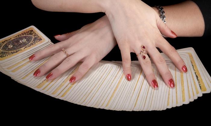 Gina Card Reader - Los Angeles: 60-Minute Tarot Card Reading at Gina card reader (50% Off)