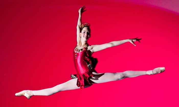 """Rubies for Valentine's Day"" - Peter Martin Wege Theatre Tickets: Grand Rapids Ballet Company's ""Rubies for Valentine's Day"" at Peter Martin Wege Theatre, February 15–23 (Up to 44% Off)"