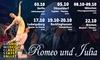 """BA Management GmbH: 2x """"Romeo und Julia"""" – Grand Moscow Classical Ballet im Okt. 2017 u. a. in Berlin, München, Düsseldorf (bis 44% sparen)"""