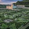 Le Château de Villandry, près de Tours