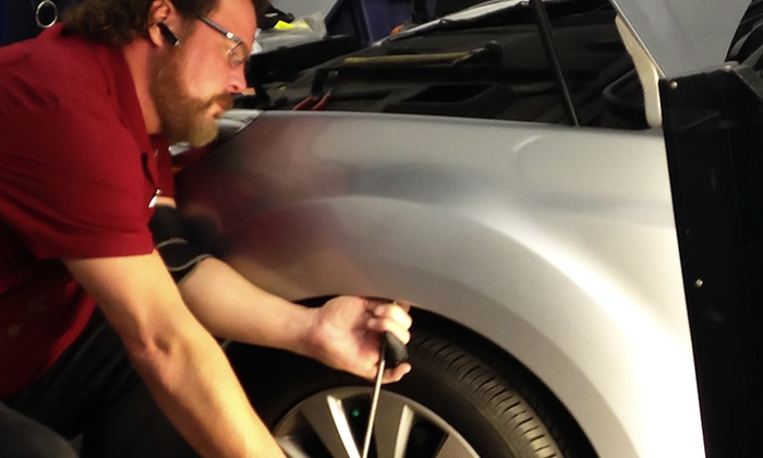 Dentcrafters - Dentcrafters: $39 for $500 Worth of Auto Hail-Damage Removal at Dentcrafters