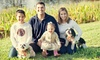 Paola Paladini Photography - Fort Lauderdale: Photography Packages for People and Dogs from Paola Paladini Photography (Up to 51% Off). Two Options Available.