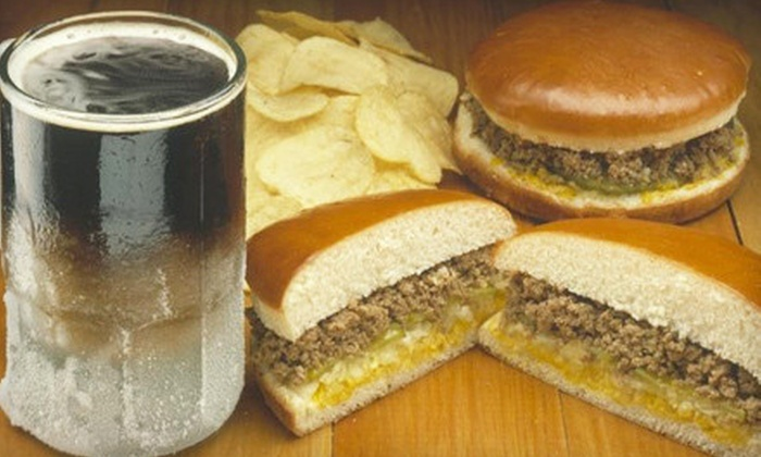 NuWay Burgers - Multiple Locations: $7 for $14 Worth of Burgers, Fries, and Sandwiches at NuWay Burgers