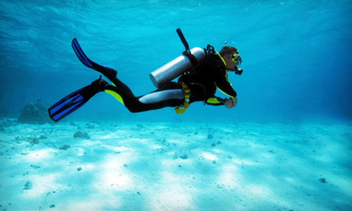 Upstate Scuba - Upstate Scuba LLC: Open-Water Certification Course with Option for Chartered Dive Trip at Upstate Scuba in Clemson (Up to 53% Off)