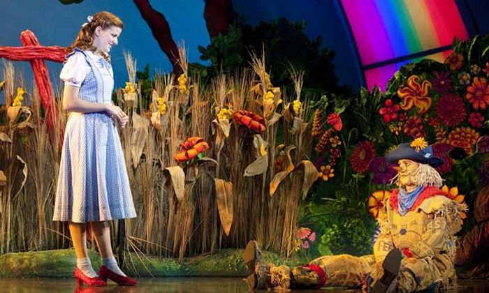 """""""The Wizard of Oz"""" - Scotiabank Convention Centre: $25 for """"The Wizard of Oz"""" Musical at Scotiabank Convention Centre on December 5, 6, 12, or 13 (Up to $56.50 Value)"""