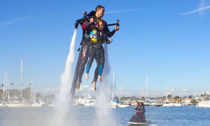 Jetpack America - Multiple Locations: Child and Adult Jetpack Flights with Jetpack America (Up to 53% Off). Four Options Available.