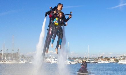 Child and Adult Jetpack Flights with Jetpack America (Up to 51% Off). Four Options Available.