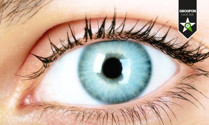 Il trucco per togliere cerchi sotto occhi