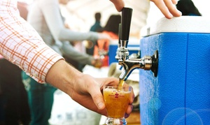 Rock the Core Cider Fest by Drink the District: $29 for Rock the Core Cider Fest by Drink the District ($50 Value). Two Options Available.
