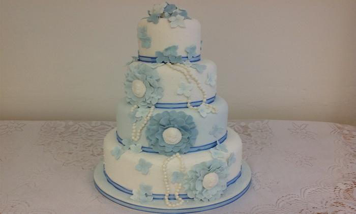 Wedding Cake Stand Hire Hull