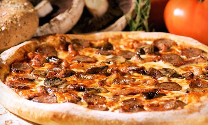 Buongiorno Pizza & Pasta - Palm Beach Gardens: $15 for $30 Worth of Italian Food at Buongiorno Pizza & Pasta