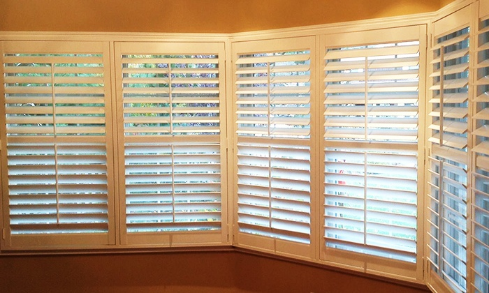Homestead Window Treatments - Huntington Station: Window Treatments at Homestead Window Treatments (Up to 63% Off). Two Options Available.