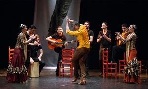 Compañia Flamenca José Porcel: Compañia Flamenca José Porcel on October 11 at 7 p.m.