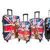 Frisky 3-Piece Hardcase Luggage Set