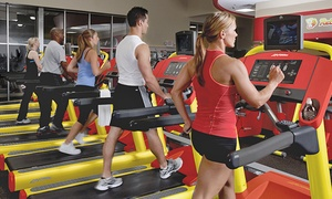 Retro Fitness Fort Myers: Gym Memberships at Retro Fitness (Up to 90% Off). Three Options Available.