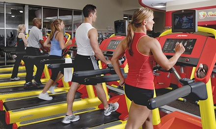 Gym Memberships at Retro Fitness (Up to 90% Off). Three Options Available.