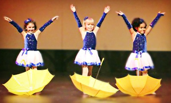 KU Studios - Casas Adobes: One, Two, or Three Months of Children's Dance Classes at KU Studios (Up to 54% Off)