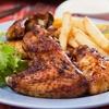 £15.50 Worth of Peri-Peri Grilled Chicken