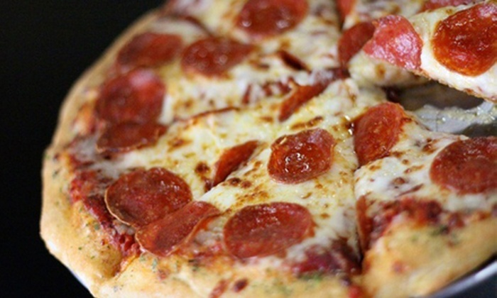 Pizza Depot - Tulsa: $30 for One Medium One-Topping Pizza Every Month for a Year at Pizza Depot ($119.88 Value)