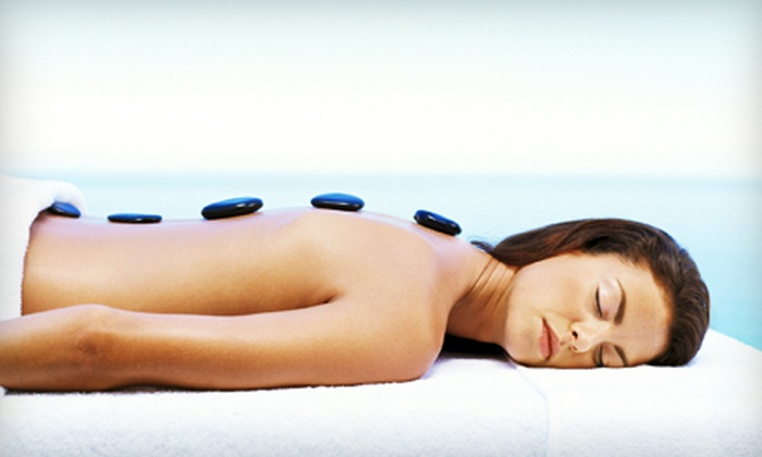 Sensation Spa and Wellness - Markham: One or Two 60-Minute Hot-Stone Massages at Sensation Spa and Wellness (Up to 66% Off)