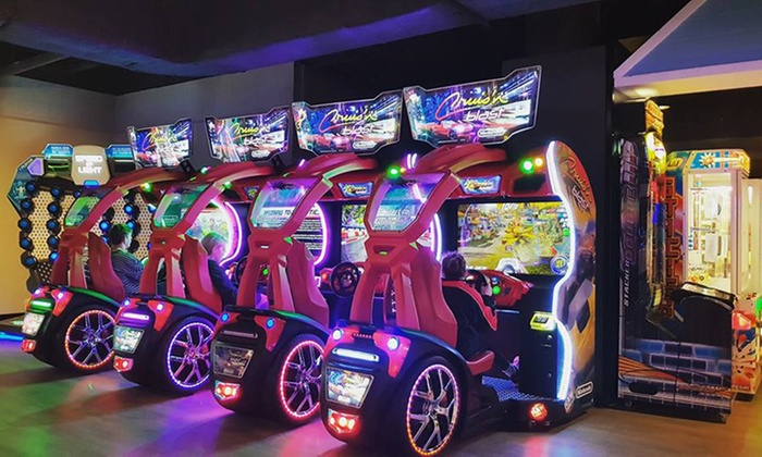 Two Hours of Arcade Games and Bowling - iPlay Australia