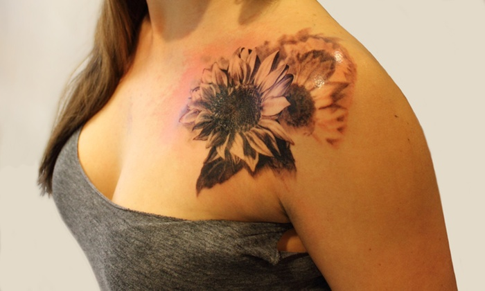 The Shop Tattoo Co. - South Annex: Tattoo Services at The Shop Tattoo Co. (Up to 57% Off). Two Options Available.
