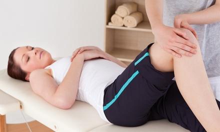 3 o 5 sesiones de fisioterapia con diagnóstico previo y vendaje neuromuscular desde 39,95 € en Fisio360 Barcelona