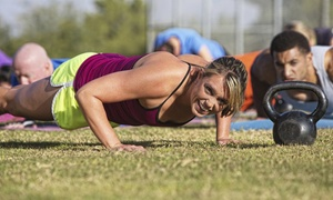 REACTT Boot Camp: $35 for 10 Boot-Camp Classes at REACTT Boot Camp ($180 Value)
