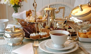 Ravelston House: Afternoon Tea with Cocktails for Two at Ravelston House