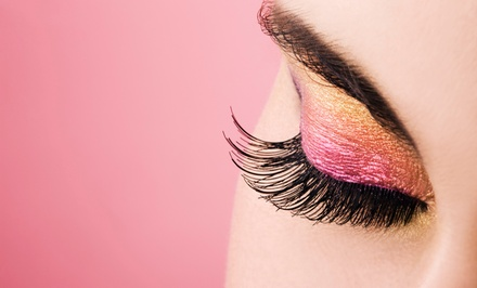 Full Set of Cluster or Single Eyelash Extensions with Option for Fill at Morena Beauty Lounge (Up to 53% Off)