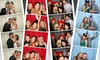Chariot photo booths - Chariot: Two- or Four-Hour Photo-Booth Rental with Set-Up, Attendant, and Prints from Chariot Photo Booths (Up to 52% Off)