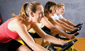 Cyclone Indoor Cycling Experience: Two 60-Minute Indoor-Cycling Classes from Cyclone Indoor Cycling Experience (74% Off)