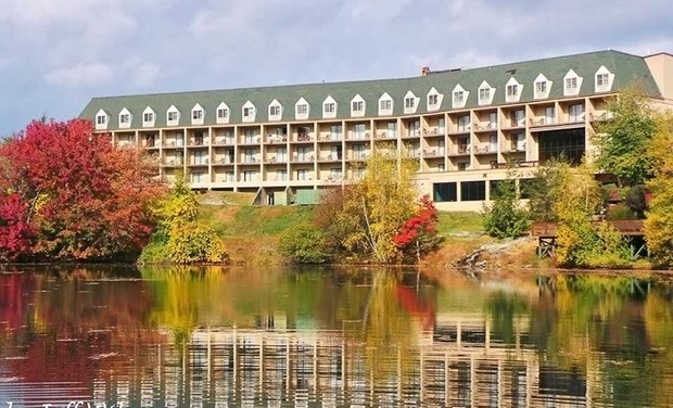 The Chateau Resort & Conference Center in - Tannersville, PA