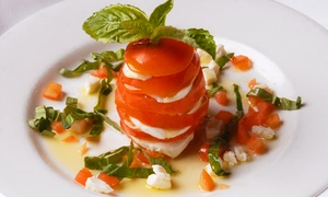 Italian Cuisine at Sapori Trattoria (50% Off). Four Options Available.