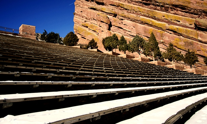 Get Strong Denver - Red Rocks Ampitheater: 5 or 10 Red Rocks Boot-Camp Sessions or Season Pass with Get Strong Denver (Up to 67% Off)