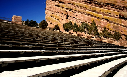 5 or 10 Red Rocks Boot-Camp Sessions or Season Pass with Get Strong Denver (Up to 69% Off)