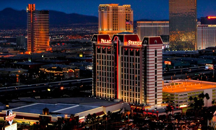 Palace Station Hotel & Casino - Las Vegas, NV: Stay at Palace Station Hotel & Casino in Las Vegas, with $50 Value Pack. Dates into August