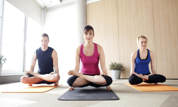Chicago Fit Life - Wheeling: Five Yoga or Women's Boot Camp Classes at Chicago Fit Life (77% Off)
