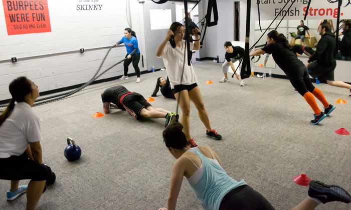 Three Sixty Training Center - St. Leo's: 5 or 10 Cross-Training or Kickboxing Classes at Three Sixty Training Center (Up to 78% Off)