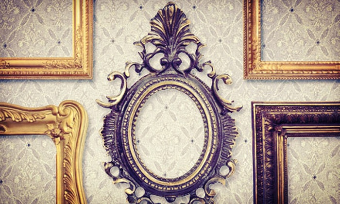 Skyframe & Display - Chelsea: Custom Framing at Skyframe & Display (Up to 64% Off). Three Options Available.
