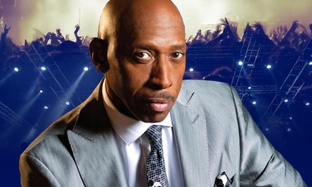 Mother's Day Explosion 70's Soul Sounds Featuring Jeffrey Osborne and Enchantment on May 10 (Up to 39% Off)